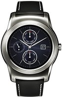 LG Watch Urbane silber
