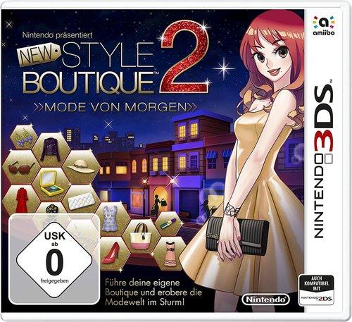 New Style Boutique 2: Mode von Morgen (3DS)