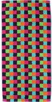 Cawö Life Style Karo 7047 Handtuch multicolor (50 x 100 cm)