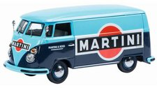 """Schuco VW T1  """"MARTINI """" Kastenwagen"""