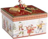 Villeroy & Boch Christmas Toys Geschenkpaket mittel eckig Spaziergang (1483275429)