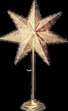 Best Season Antique Star on Base 55cm