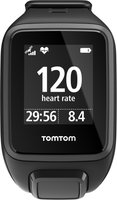 TomTom Spark Cardio + Music GPS-Sportuhr