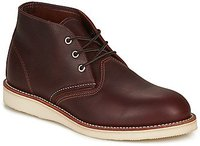 Red Wing Classic Chukka briar old slick leather