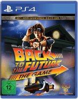 Zurück in die Zukunft: Das Spiel - 30th Anniversary Edition (PS4)