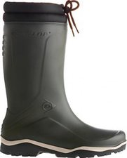 Dunlop Boots Blizzard Fur Lining grey/black