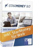 StarFinanz StarMoney 9.0 (DE) (Win) (Box) inkl. 1 Jahr für Web