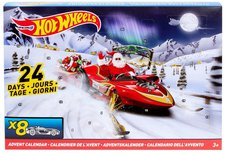Hot Wheels Adventskalender 2015