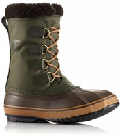 Sorel 1964 Pac Nylon Men's (NM1440) surplus green/elk