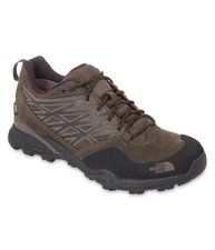 The North Face Men's Hedgehog Hike GTX weimaraner brown/ tnf black