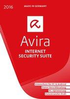Avira Internet Security Suite 2016 (3 Geräte) (1 Jahr) (ESD)