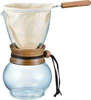 Hario Drip Pot Woodneck DPW-3