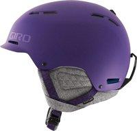 Giro Discord matte purple