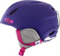 Giro Launch matte purple clouds