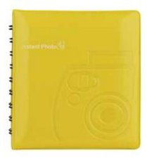Fujifilm Instax Mini Square Album yellow