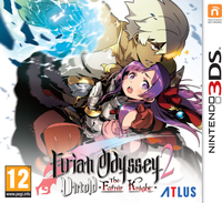 Etrian Odyssey 2: Untold - The Fafnir Knight (3DS)
