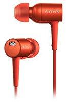 Sony MDR-EX750NA (zinnoberrot)