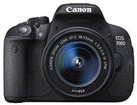 Canon EOS 700D Kit 18-55 mm Canon DC III