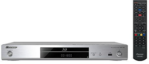 Pioneer BDP-180-S silber