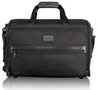 Tumi Alpha Ballistic Travel Travelbag 45 cm black (022126)