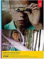 Adobe Photoshop & Premiere Elements 14 (EDU) (EN) (Box)