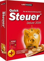 Lexware QuickSteuer Deluxe 2016 (Box)