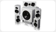 Wharfedale Moviestar DX-1 HCP white