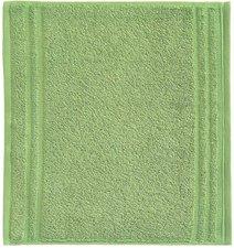 Vossen Vienna Style Supersoft Handtuch mid green (30 x 30 cm)
