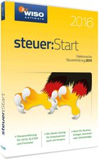 Buhl Data WISO steuer: Start 2016