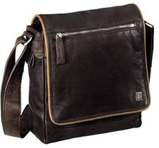aha Vintage One Messenger brown (119932)