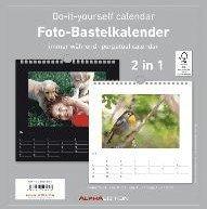 Alpha Edition Foto Bastelkalender immer während