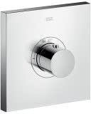 hansgrohe Unterputz-Thermostat Axor ShowerSelect Square Highflow