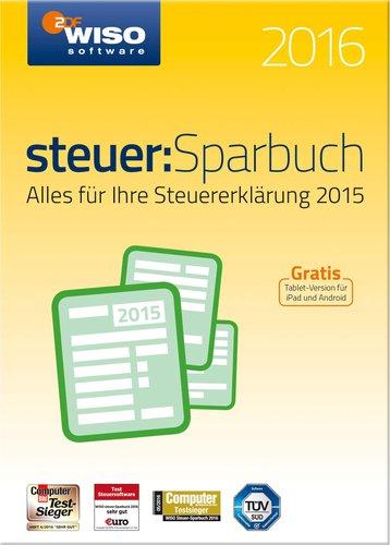 Buhl Data WISO steuer:Sparbuch 2016