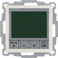 Berker FBTR mit Schließer digital weiß glänzend (20448982)