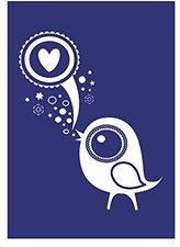 Rayher Schablone Love-Bird