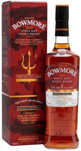 Bowmore The Devil's Casks No.3 0,7l 56,7%