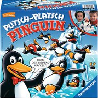 Ravensburger Plitsch-Platsch Pinguin: S.O.S. - Der Eisberg wackelt