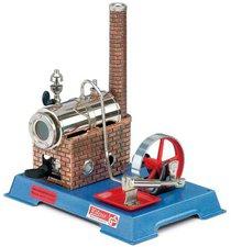 Wilesco D6 Dampfmaschine (00006)