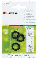 Gardena Flachdichtung für 900/2900/ 949/1149 3 Stk (5302-20)