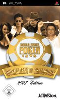 World Series of Poker - Tournament of Champions (2007 Edition) (PSP)