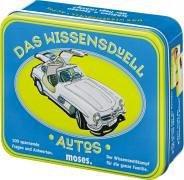 Moses Wissensduell - Autos