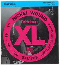 Daddario EXL170S