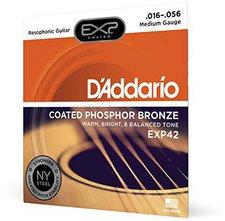 Daddario EXP42