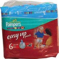 Pampers Easy Up Pants Gr.6 (16+ kg)