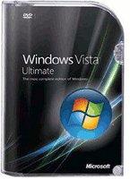 Microsoft Windows Vista Ultimate Upgrade Lizenz (von Home Basic) (DE)