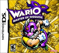 Wario - Master of Disguise (DS)