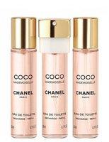 Chanel Coco Mademoiselle Eau de Toilette Nachfüllung (3 x 20 ml)