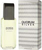 Antonio Puig Quorum Silver Eau de Toilette (100 ml)