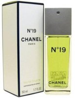 Chanel N°19 Eau de Toilette (50 ml)