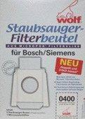Wolf PVG Staubsaugerbeutel aus Micropor (0400)